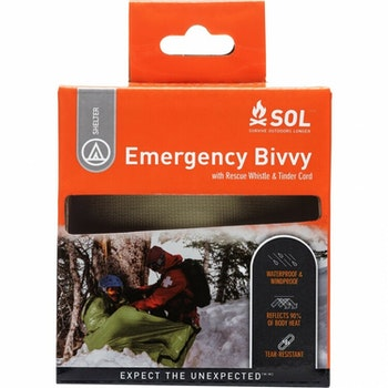 S.O.L Emergency Bivvy OD Green