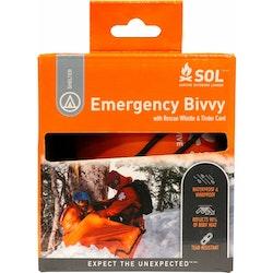 Survive Outdoors Longer Emergency Bivvy Orange