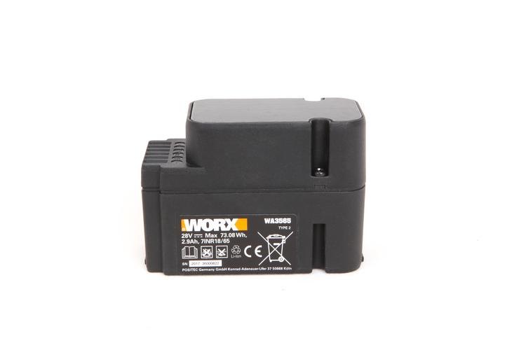 Battery Pack (Li-ion,2.9Ah,28V) WA3565