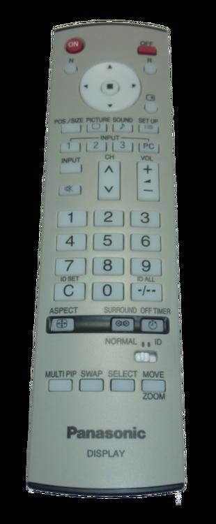 Fjärrkontroll - EUR7636070R