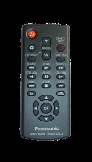 Fjärrkontroll - N2QAEC000024