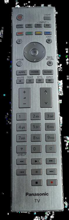 Fjärrkontroll - N2QAYA000074