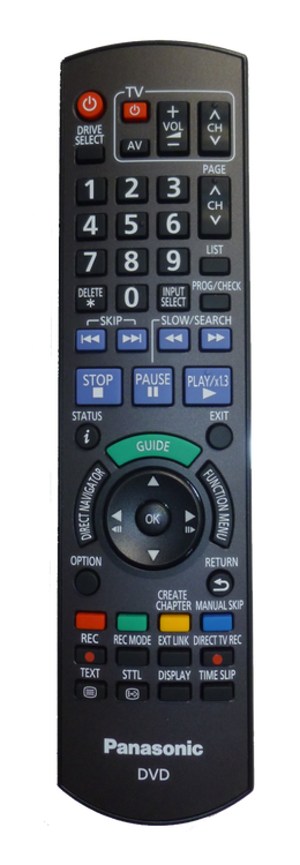 Fjärrkontroll - N2QAYB000336