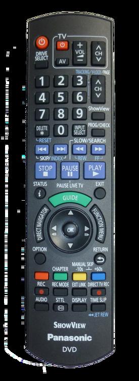 Fjärrkontroll - N2QAYB000470