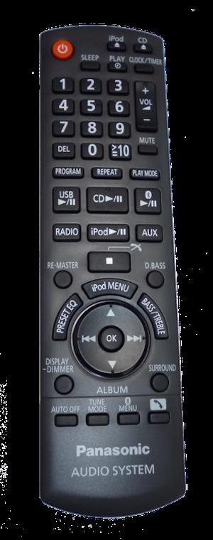 Fjärrkontroll - N2QAYB000523