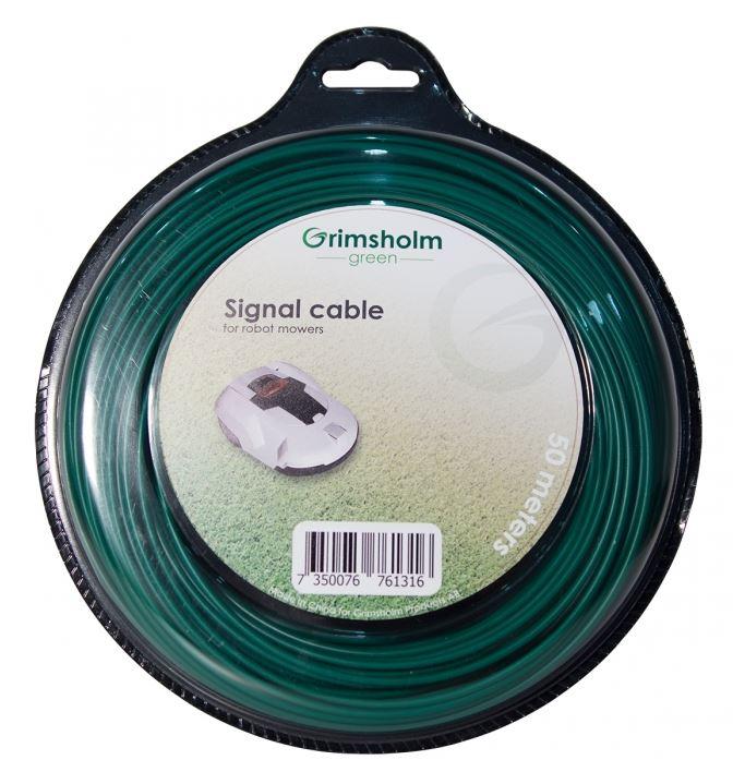 Signalkabel Premium (kopparkärna), 50 m