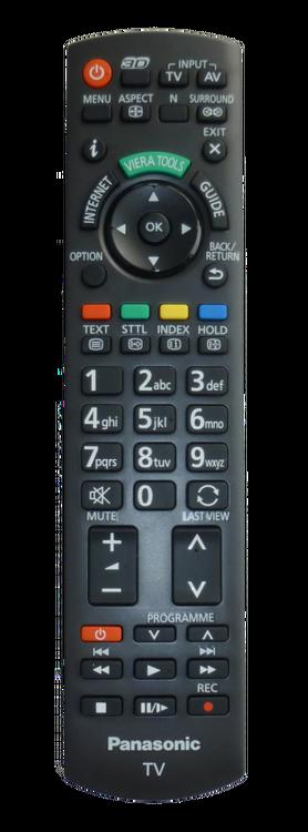 Fjärrkontroll - N2QAYB000752