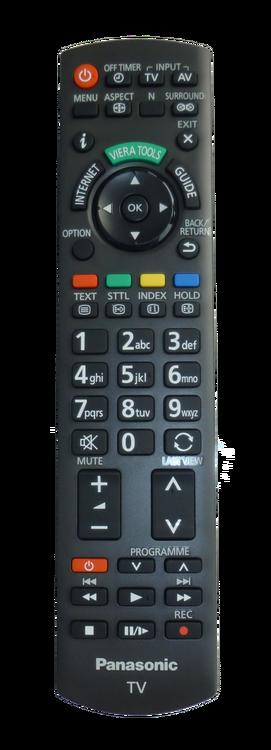 Fjärrkontroll - N2QAYB000753
