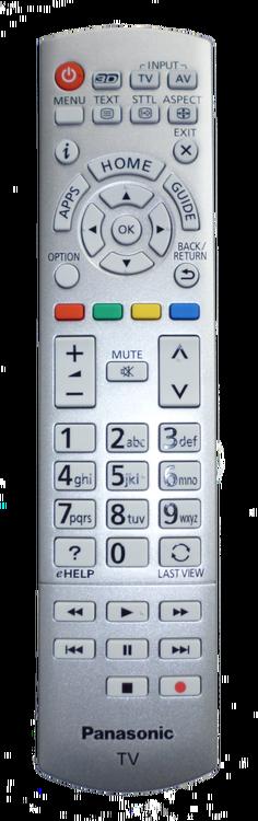 Fjärrkontroll - N2QAYB000928