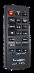 Fjärrkontroll - N2QAYC000057