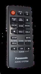 Fjärrkontroll - N2QAYC000081