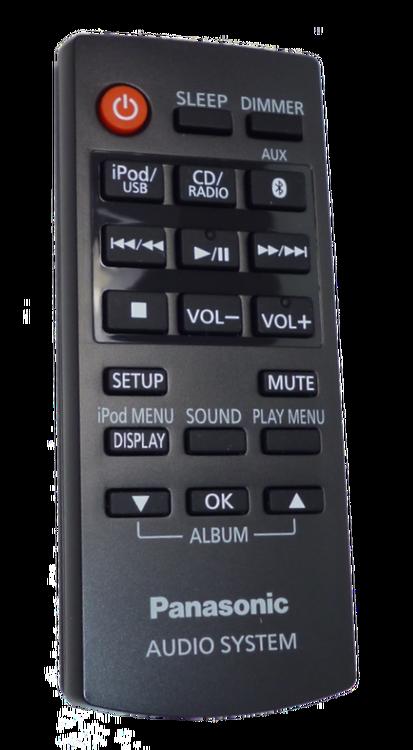 Fjärrkontroll - N2QAYC000090