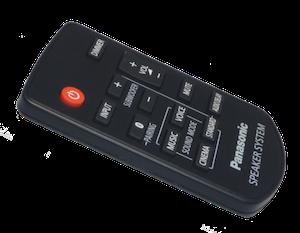 Fjärrkontroll - N2QAYC000119