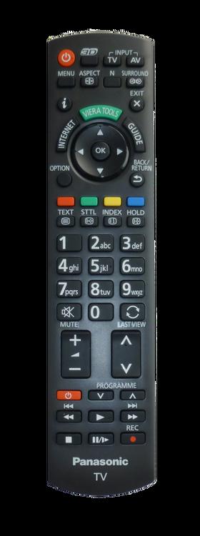 Fjärrkontroll - TZZ00000007A