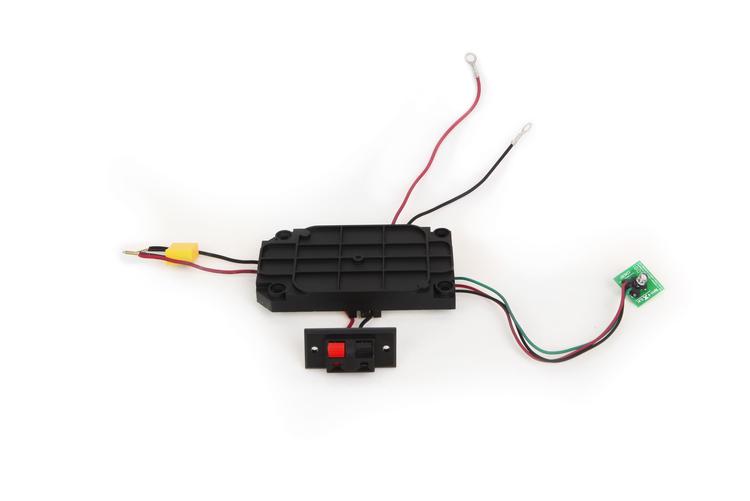 Circuit Board in Charging base&Terminal Port - 50029731