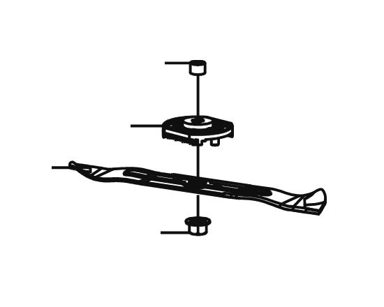 Blade kit - 50032236