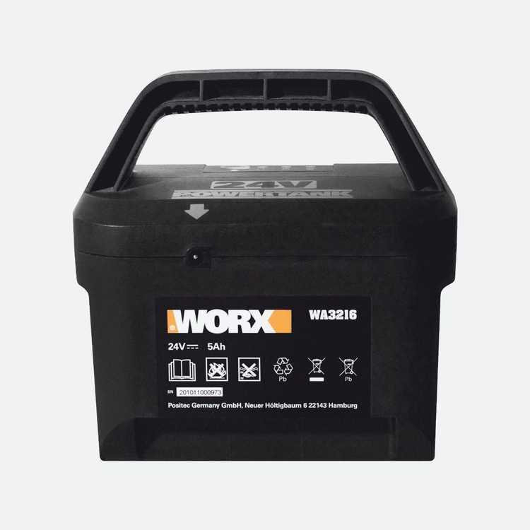 Battery Pack WA3216 - 50019848