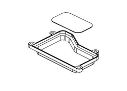 Battery Cover Set - 50024727