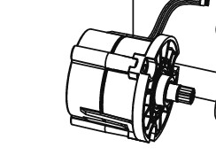 Drive motor Assembly - 50037046