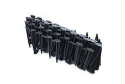 Cable Clips (100 pcs) WA0179 - 50022604