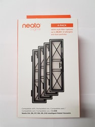 Neato Ultra-Performance Filters 4-pack