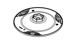 Turning Disc - 50040379