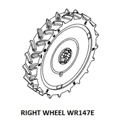 Right rear wheel - 50041369