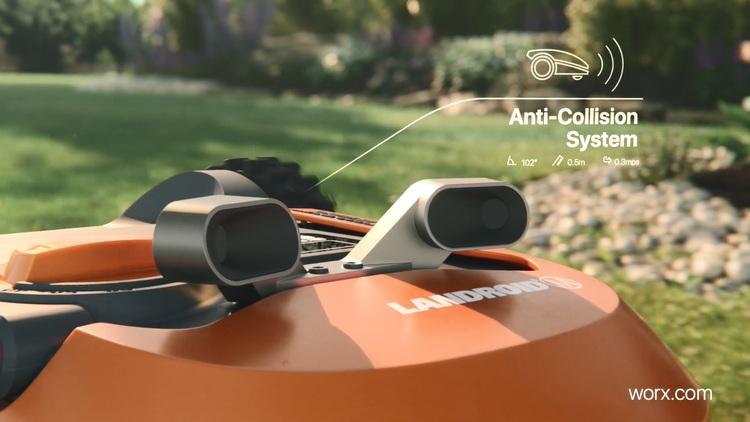 Anti Collision System (ACS) - 50037379