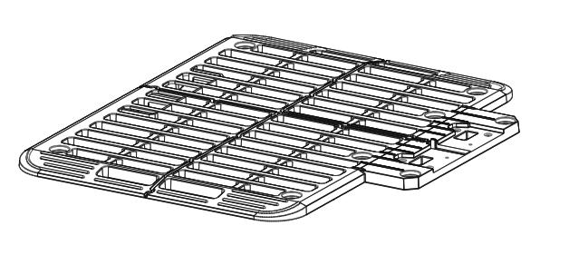 50032349 - Base plate