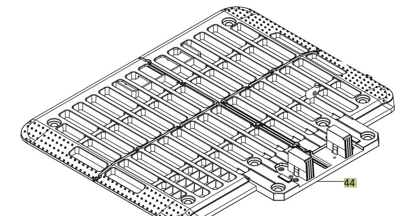Base Plate - 50043732