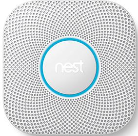 Brandvarnare Nest Protect - Wired