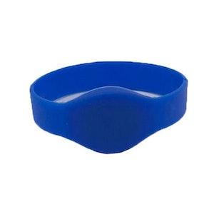 Vattentätt Armband i Silikon Mifare1k (10-pack)
