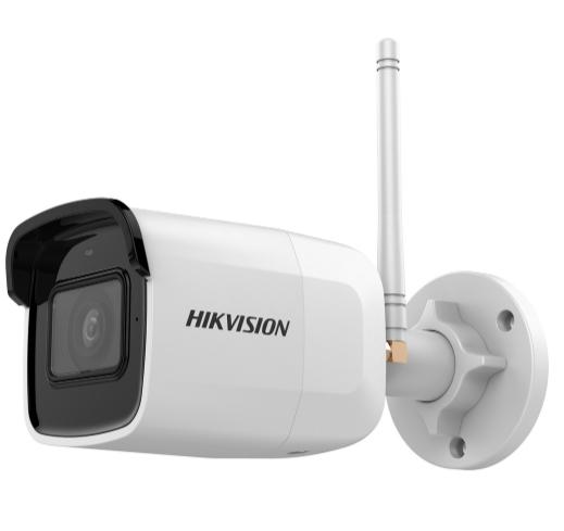 Hikvision Wifi kamera 5MP inbyggd microfon (4mm fixed lins)