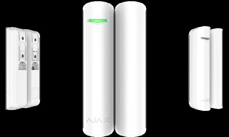 Magnetkontakt tilt och shocksensor