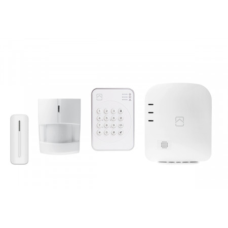 NOOKBOX G2 Smart Hemlarm KIT