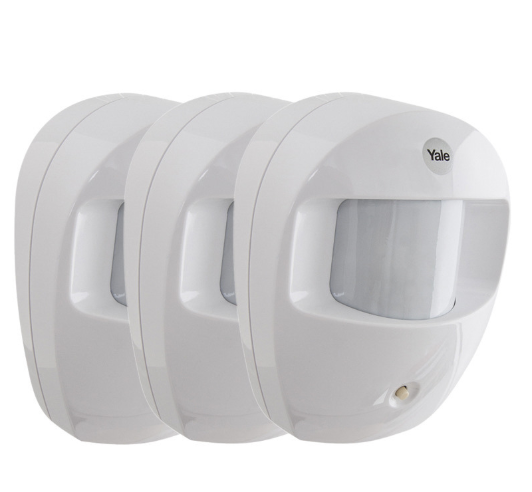 Yale Smart Living IR-detektor husdjur 3-pack