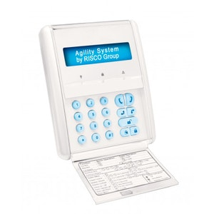 Agility Larm WIRELESS LCD KEYPAD