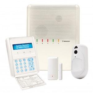 Agility Larmpaket 3 GPRS & KAMERA