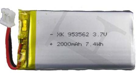 Batteri Ajax Hub Ajax Hemlarm