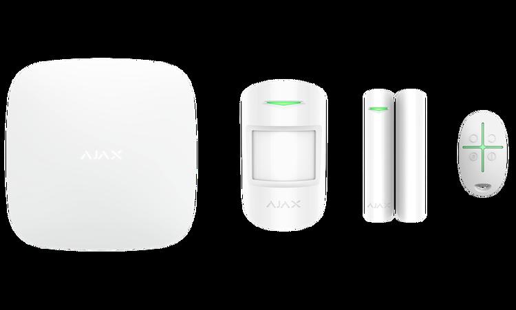 Ajax HubPlus startpaket