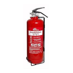 Brandsläckare PG2-2 kg