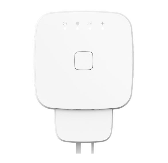 Gateway AiO Smart enhet Universell teknik som kommunicerar med alla smarta objekt