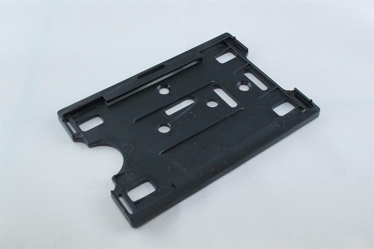 Korthållare Standard Svart - Korthållare för ett kort  (15-pack)