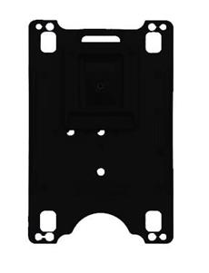 Korthållare Cardkeep Exclusive Svart  (15-pack)