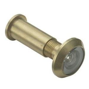 Dörröga 3865 14mm lock mässing