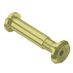 Dörröga 3892 18mm lock mässing