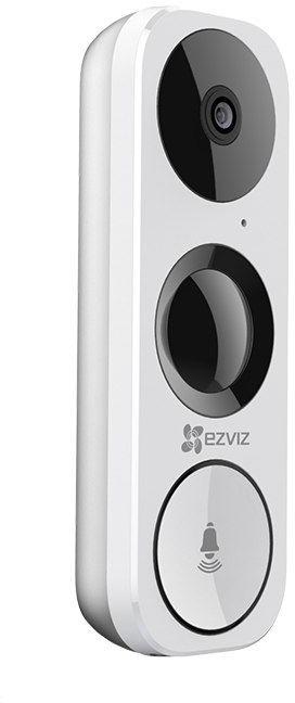 Dörrklocka med kamera, Google Assistand & Alexa kompatibel