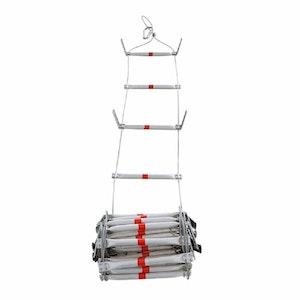 Brandstege 15m Aluminium (6 Våningar)