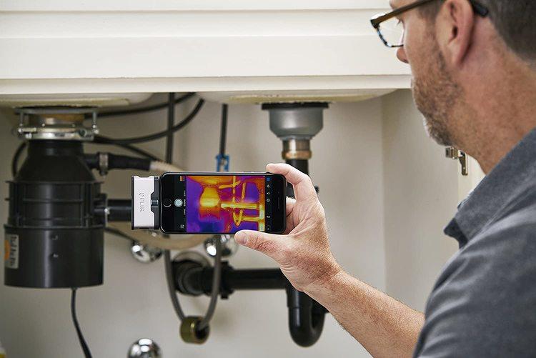 Flir ONE iOS Värmekamera till din smartphone