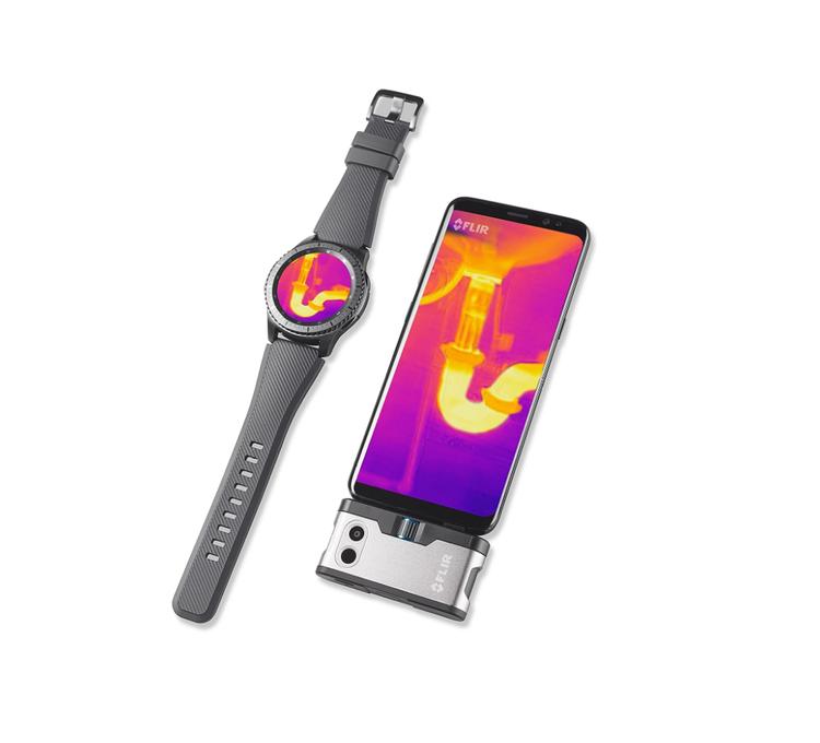 Flir ONE Andriod (USB-C) Värmekamera till din smartphone